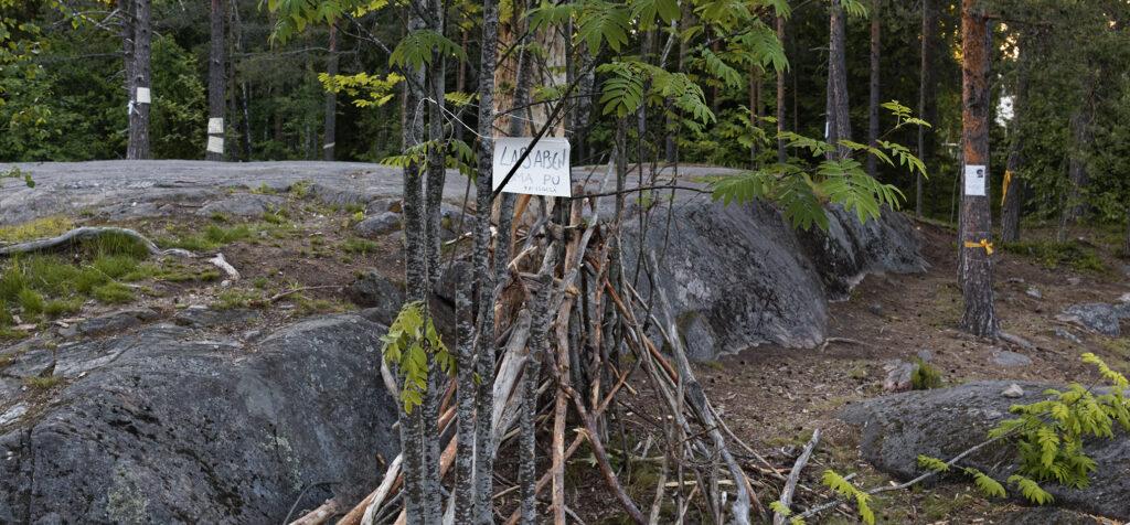 Pirkkolan hallihankkeen uhkaama kallio on lasten ja päiväkotiryhmien leikki- ja retkipaikka